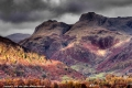 Langdale Pikes, Cumbria by Mike Childs