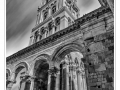 Cathedral of St Domnius Bell Tower by Mike Childs