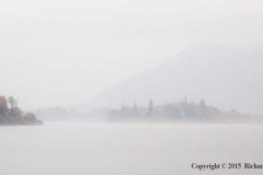 Derwentwater-ihn-the-Rain-by-Richard-Chapman
